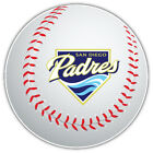 San Diego Padres MLB Full Logo Ball Car Bumper Sticker Decal - 9'', 12'' or 14'' on Ebay