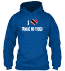Trinidad And Tobago Lover Gildan Hoodie Sweatshirt