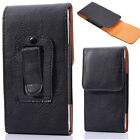 PU Leather Vertical Holster Belt Clip Carrying Case Pouch For Xiaomi MI 10 Redmi