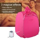 2L Personal Spa Steam Sauna Tent Loss Weight Slimming Therapy Skin Spa Machine