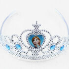Girl Frozen Princess Elsa Accessories Tiara Gloves Crown Wig Wand Shoe New Gift