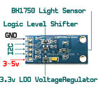 BH1750 Digital Light Sensor I2C Interface for Ardiuno RasPberry AVR MCU