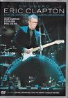 DVD 2 shows  ERIC CLAPTON  LIVE IN LONDON 1985 / LIVE JAPAN 1988   NEW & SEALED