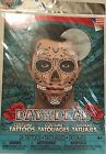 SAVVI DAY OF THE DEAD COSTUME TEMPORARY FACE TATTOOS PICK MAN/WOMAN FREE US SHIP