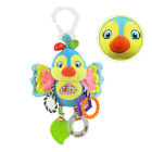 Baby Stroller Hanging Toy Plush Animal Rattle Bed Bell Infant Baby Comfort Toy