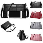 Women Leather Handbag Shoulder Bag Lady Purse Tote Messenger Satchel Crossbody G