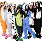 Unisex Adult Pajamas Kigurumi Cosplay Animal Onesie2019 Sleepwear Suit Sale