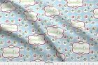 Christmas Holiday Baby Girl Nursery Fabric Printed by Spoonflower BTY