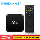 DQiDianZ X96mini Android 7.1 Smart TV BOX X96 mini Quad core Multimedia CAJA