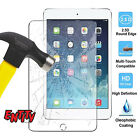 Genuine Tempered Glass Screen Protector Guard For Apple iPad & Samsung Tablets