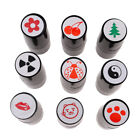 Durable Golf Ball Stamp Stamper Marker Seal Impression Golfer Training Aids