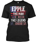 Epple-man-myth-legend-american Hanes Tagless Tee T-Shirt