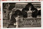 Mount Abu Temple Archaeological Statue Wall Inida Picture Postcard #81445