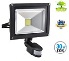 30W LED PIR Security Lights with Motion Sensor Outdoor Flood Light IP66...