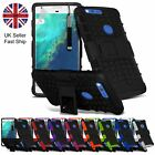 Google Pixel Dual Layer Tough Shockproof Armour Case Cover Guard Skin