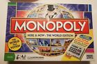 MONOPOLY HERE AND NOW THE WORLD EDITION
