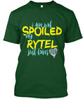 I M Not Spoiled Rytel Just Loves Me Hanes Tagless Tee T-Shirt