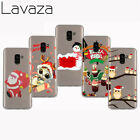 For Samsung A3 2017 A5 2016 A8 2018 Shell Cute N4243 Case Shell Christmas