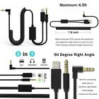 Tangle Free Phone X Xs Max Aux Cord Adapter Compatible Ios Android Smartphones