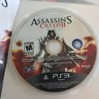 Assassin's Creed II 2 Playsation 3 PS3 Game Complete Tested Works