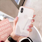 Case For iPhone 8 7 6 Plus XS Max XR Bumper Shockproof Silicone Protective Cover