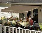 SunSetter Awning, Motorized Retractable Awning, 20 Ft. XL Model, Deck & Patio