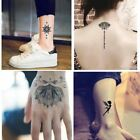 4 Pieces / Lot New style professional temporary tattoo sticker fake tattoo the f $10.69 USD on eBay