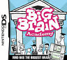 Big Brain Academy (Nintendo DS) Case & Manual. NO GAME.