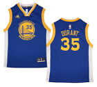 Youth 8-20 Kevin Durant Golden State Warriors NBA Adidas Royal Replica Jersey on eBay