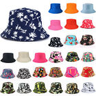 Bucket Hat Boonie Hunting Fishing Outdoor Men Women Camo Summer Outdoor Sun Caps