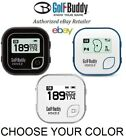 GOLF BUDDY VOICE 2 II NEW GPS RANGEFINDER CHOOSE COLOR FAST SHIP SILVER BLUE BLK