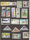 Mongilia Vintage and Classic lot#2 Stamps incl. Space Airmails Animals
