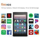 "Amazon Kinde Fire HD 8 Tablet | 8"" HD Display, 16 GB, Black - with Offers"