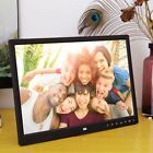 Digital Photo Frame 1209T 12 Inches Electronic Picture Frame Clock Calendar GT