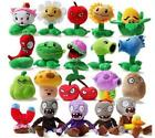 ^Cute PLANTS* vs.ZOMBIES*Popular Game Soft Plush Toy Stuffed Doll Kid Baby Gift~