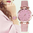 2018 Women's Casual Quartz Leather Band Starry Sky Watch Analog Wrist Watch image