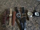 Used Mens Watchs job lot +straps