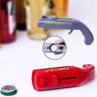 Внешний вид - 1x Cap Gun Pistol Launcher Shooter Bottle Opener Bar Beer Opener Kitchen Helper