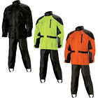 Nelson-Rigg AS-3000 Aston Waterproof Motorcycle Rain Suit $85.46 USD on eBay