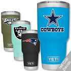 NFL Yeti cup decal sticker all team for tumbler RTIC Ozark Trail Stainless $3.49 USD on eBay