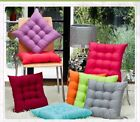 Indoor Outdoor Dining Garden Patio Soft Chair Seat Pad Cushion Home Decor 16x16""