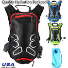 2L Outdoor Hiking Cycling Backpack Hydration Pack Climb Water Bladder Rucksack