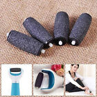 4Pcs Replacement Rollers Refill Amope Pedi Perfect Electronic Pedicure Foot File