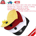Summer Sport Outdoor Hat Cap with Solar Sun Power Cool Fan For Cycling  HA