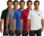 Houston Texans Golf Polo Shirt - up to 6X Embroidered $14.95 USD on eBay