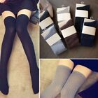 1 pair Women Thigh High OVER the KNEE Socks Long Cotton Stockings Fashion
