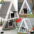 Tent Cat Condo House Cave Shelter Bed Foam Insulated Outdoor Protection Pet New