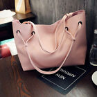 Women Shoulder Messenger Bag PU Leather Tote Purse Handbag Crossbody Satchel CHG