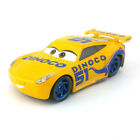 Disney Pixar Cars Lightning McQueen Mater King 1:55 Model Toy Car Gift For Kids