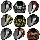 Steelbird Air SBA-2 Strength Graphics Bike helmets Bike Motorcycle Safe Stylish